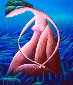 Fish-Lady